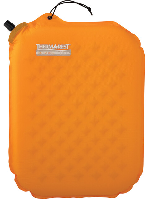 2. Wahl: Therm-a-Rest Lite Inflatable Seat Orange